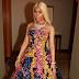 Nicki Minaj wears $50K Oscar De La Renta dress and $950K in Jewelry to fashion event , that's over 370million naira