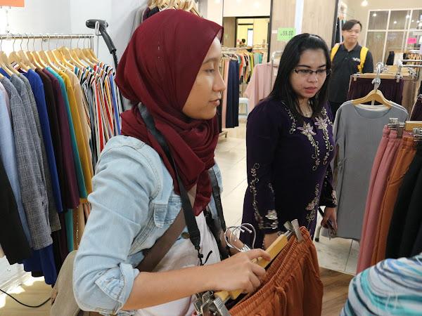 Apa ada di Klang Parade? | Makan, Shopping dan ... karaoke?