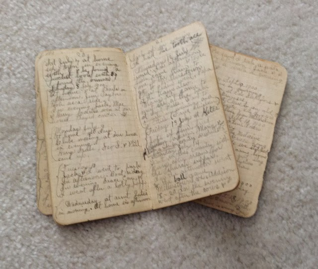 Heroes, Heroines, and History Historical Personal Diaries -- A