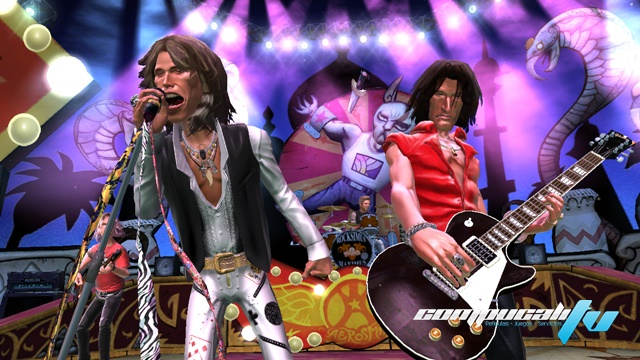Guitar Hero Aerosmith PC Full Español