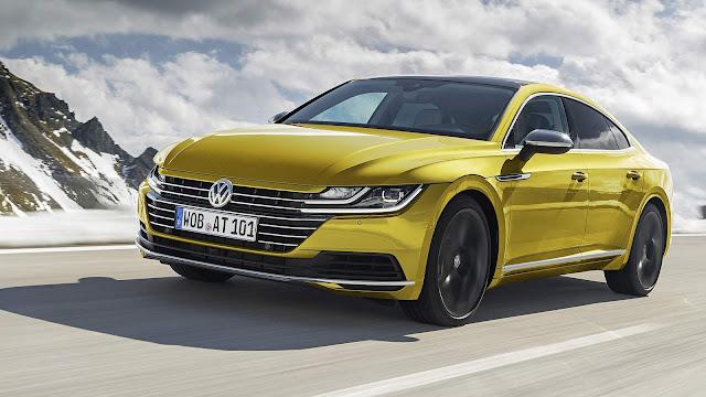 Volkswagen Arteon 1.5 TSI R-RLine