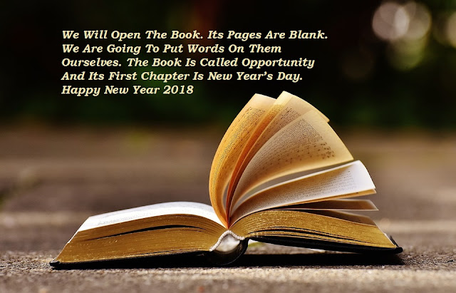 Happy new Year 2018 status images