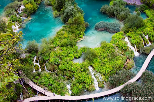 Must-See in Croatia: Plitviče Lakes National Park