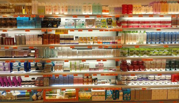 Perfumeria y cosméticos Deliplus de Mercadona
