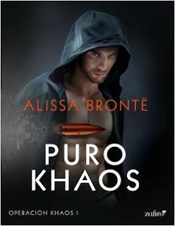 Puro Khaos_novela romántical_Apuntes literarios de Paola C. Álvarez