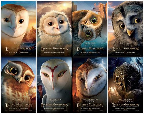 Foto dan video Legend of the Guardians The Owls of Ga'Hoole
