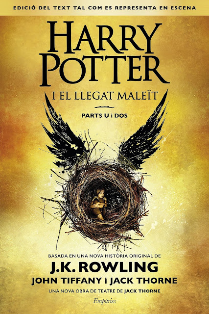 Harry Potter i el llegat maleït: Parts u i dos PDF