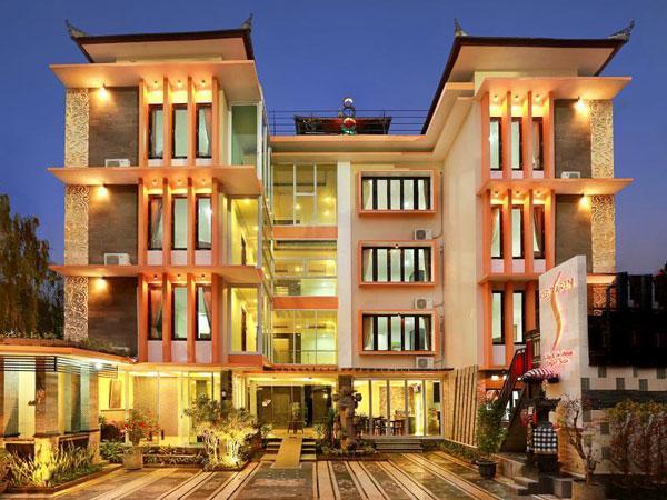 Dijual Hotel Bintang 2 Legian Kuta Bali