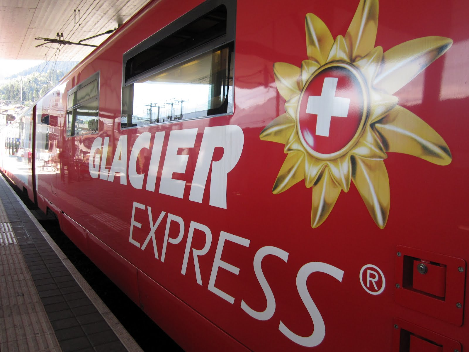 季候鳥酒吧: Sep29 冰河列車Glacier Express