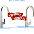 Staten Island : ✔ 12 units of Moen S75005EVC Nio U by Moen Smart Pulldown Kitchen Faucet - AND - Moen S72308ESRS STo Motionsense Two Sensor Touchless One ★ 2020 delivery to Tudor Village