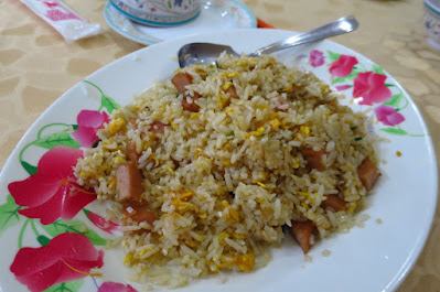 Lao You Ji Seafood Restaurant, luncheon meat fried rice