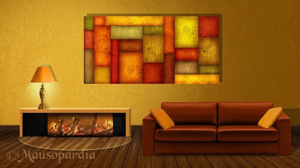 http://www.fineartprint.de/bilder/mosaik-1-in-warmen-farben,11169478.html