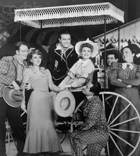 humor and violence in hammersteins musical oklahoma Something from a musical that has the same upbeat kind of songs to audition with for oklahoma rodgers and hammerstein song for oklahoma.