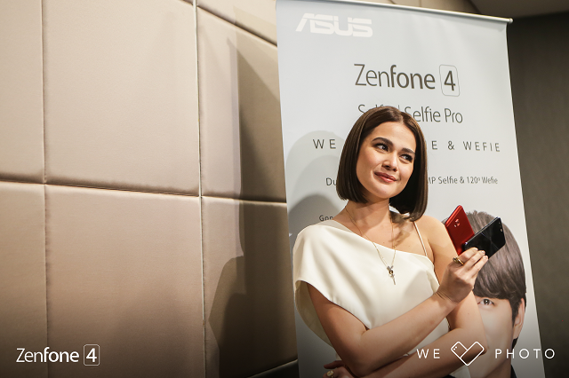 Bea Alonzo Never Let Me Forget by Asus