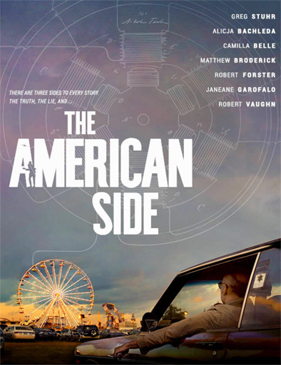 Ver The American Side (2016) Online