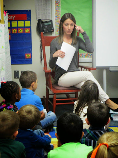 Twinkle Teaches English Language Learners-part Three