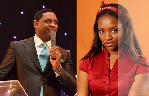 Image result for images of Ese Walter and Pastor Fatoyinbo