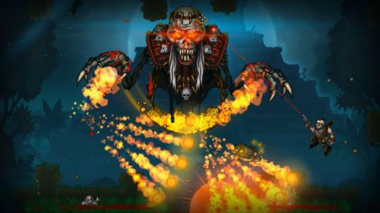 Download The Badass Hero game for pc highly compressed