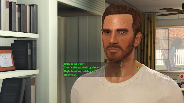 Full Dialogue Interface by Cirosan and shadwar   Fallout 4
