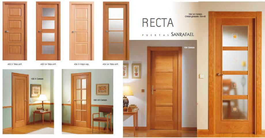 Tipos de puertas interior karpinteria puertas for Cambiar de color puertas interiores