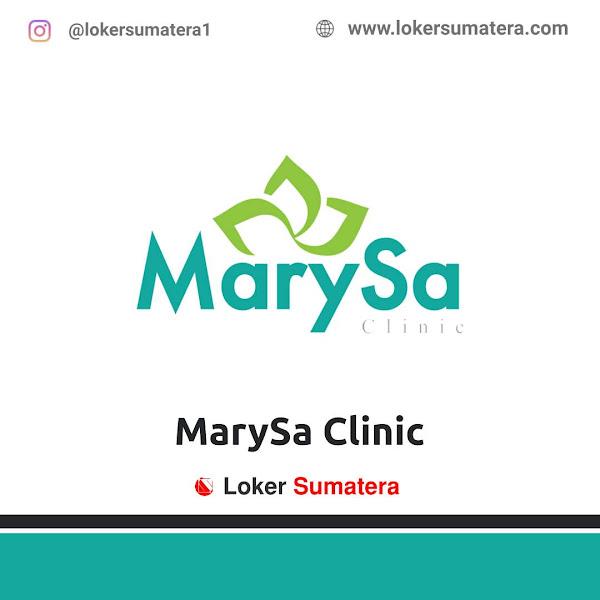 Lowongan Kerja Duri, Marysa Clinic Juni 2021