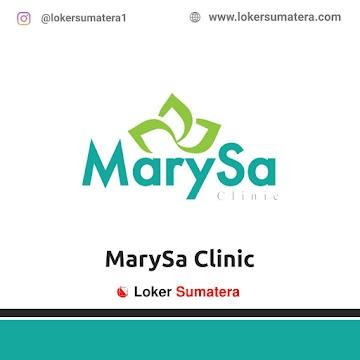 Lowongan Kerja Pekanbaru: Marysa Clinic Juni 2021