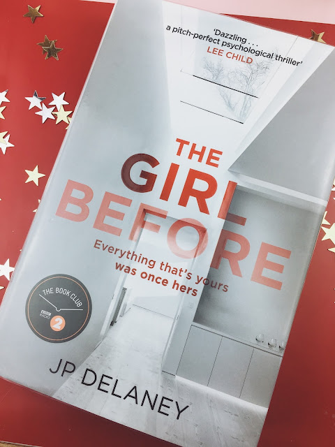The Girl Before - J.P. Delaney