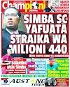 Magazeti Yote Ya Tanzania Leo Jumatatu 28.05.2018