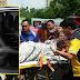 Wanita Melecur Terbakar Di Stesen Minyak, Meninggal Dunia