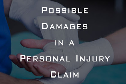 Possible Damages in a Personal Injury Claims