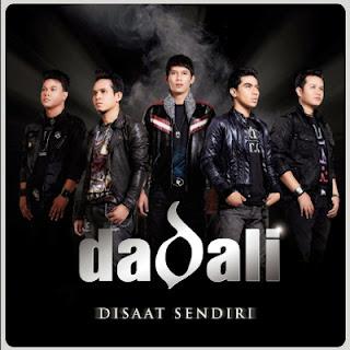 Chord Dadali - Disaat Sendiri