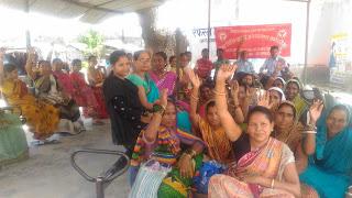 government-strike-madhubani