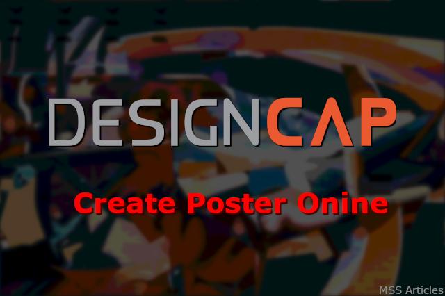 Create Poster Online | DesignCap Review