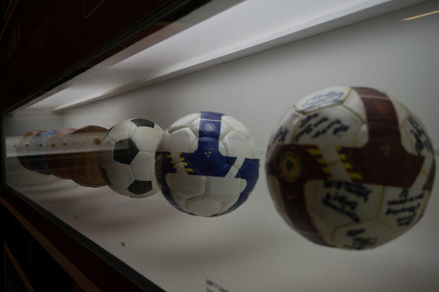museu do futebol bolas