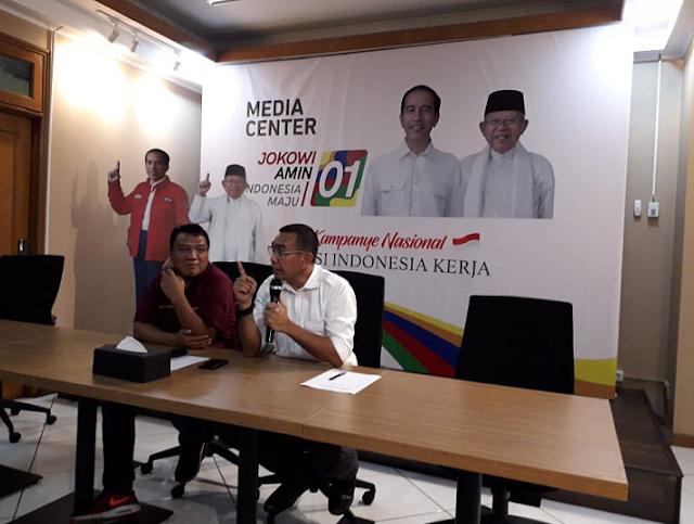 Jokowi Ajak yang Marah-Marah Hijrah, TKN Bilang Bukan Cuma untuk Prabowo