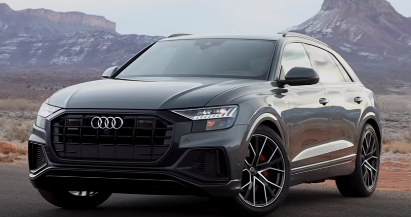 2019 Audi q8 Review | The Best Luxury Large SUB Package