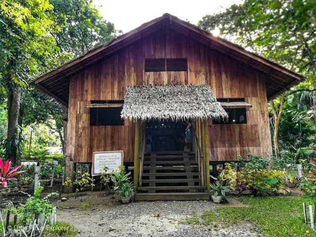 Masaua Balanghai, limasawa history