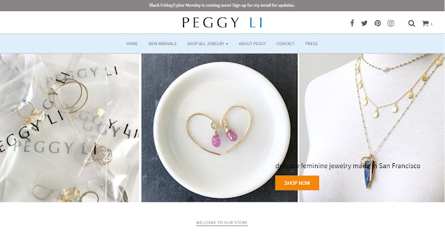 new peggyli.com