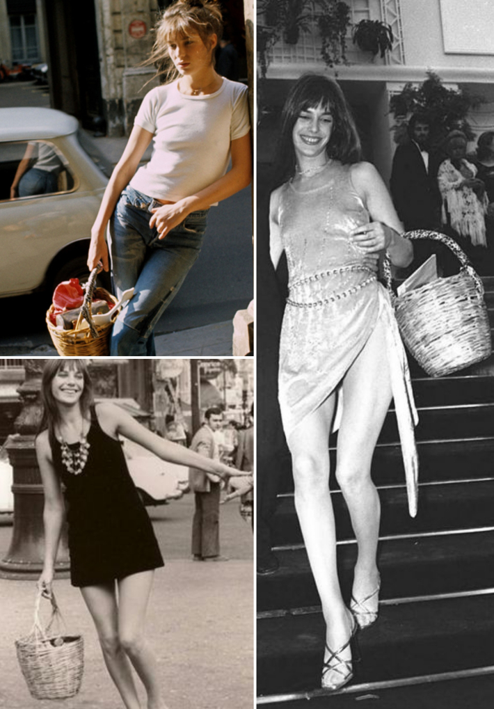 jane birkin straw bag