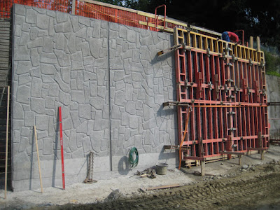 Giải pháp bê tông in trang trí cho bề mặt công trình