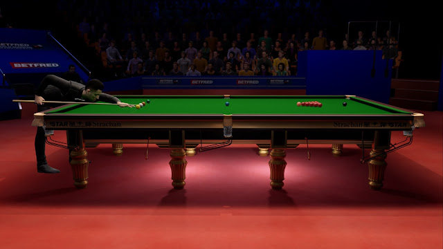 Snooker 19 PC Full imagenes