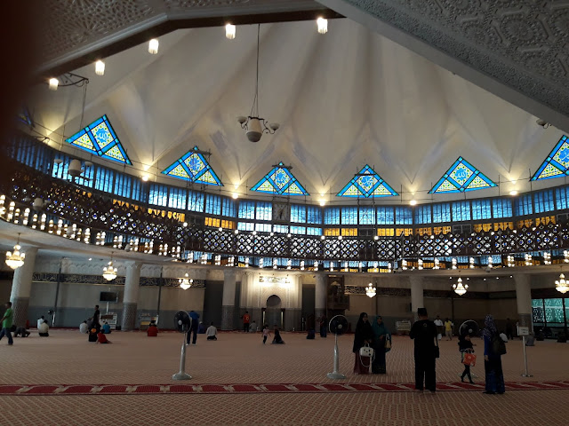 Wisata Religi di Kualalumpur