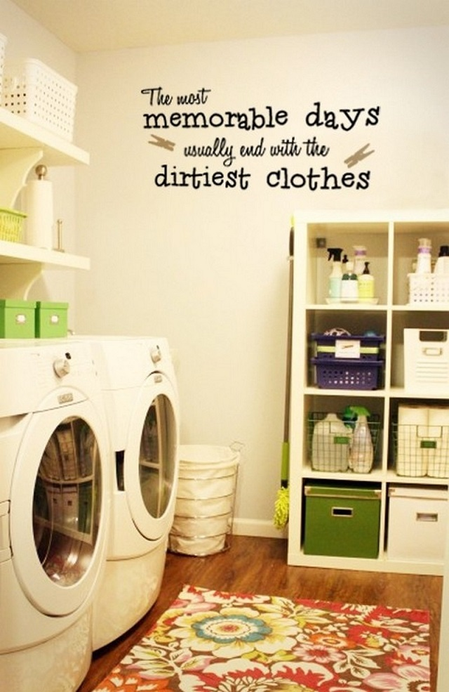 40 Super Clever Laundry Room Storage Ideas Decor Units