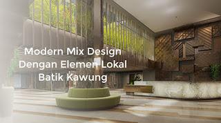 elemen batik kawung