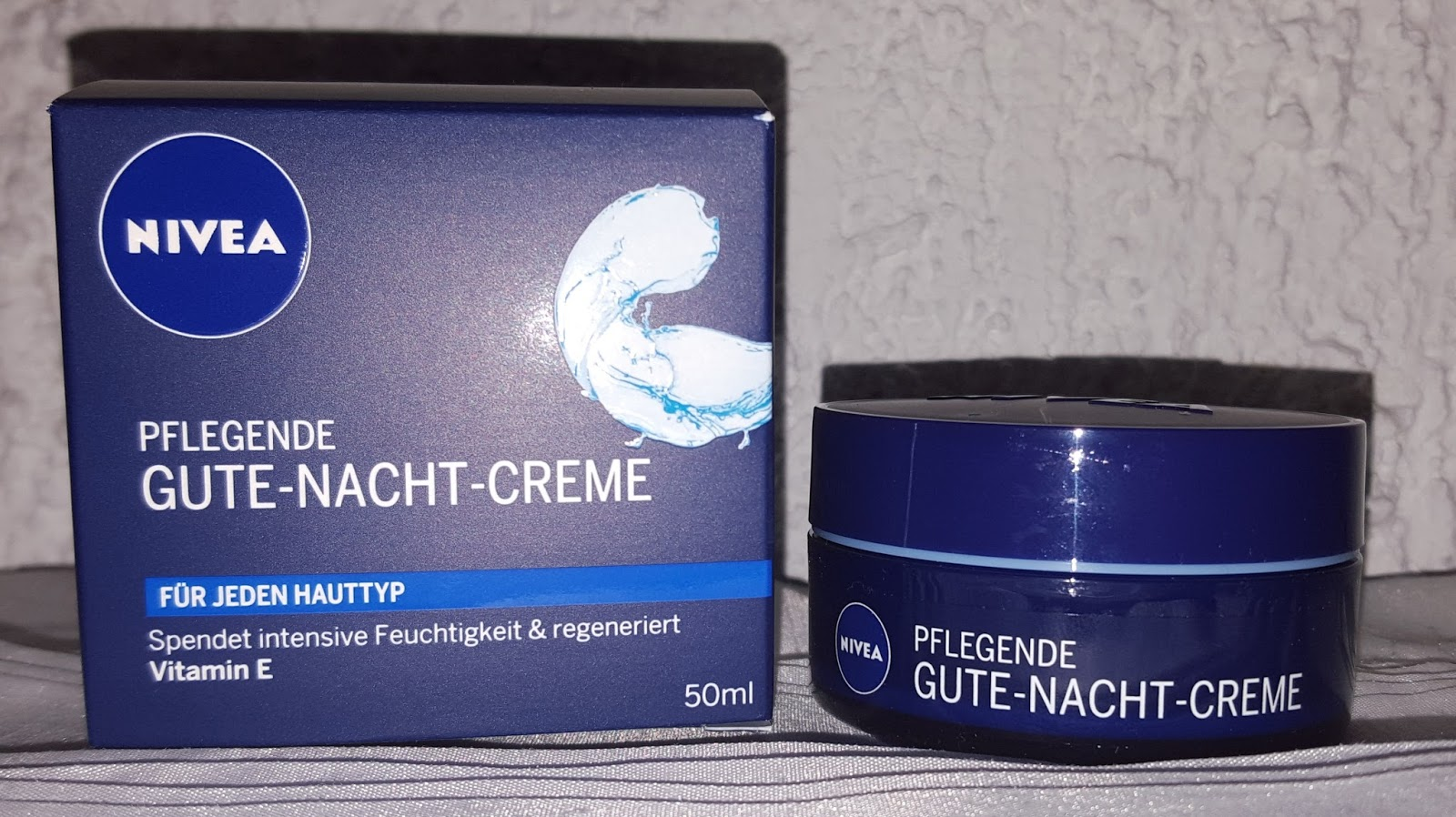muttis produkttest blog nivea creme pflege reinigung. Black Bedroom Furniture Sets. Home Design Ideas