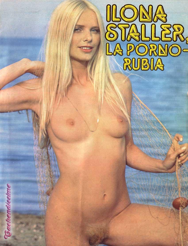 Ilona Staller Porno