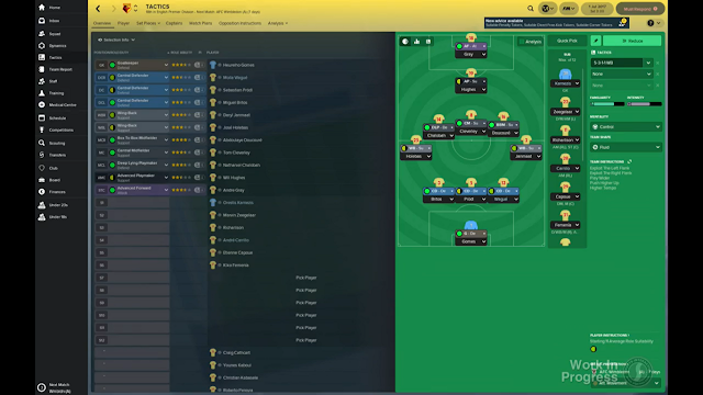 tactics screen fm18