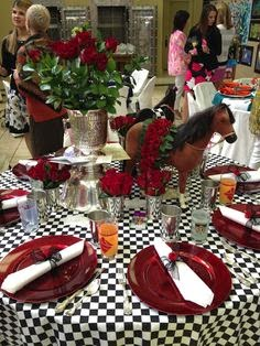 Horse Country Chic Kentucky Derby Party Primer Part One