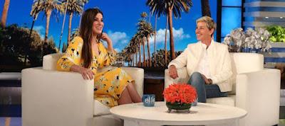 Sandra Bullock: Σόκαρε το κοινό και την DeGeneres αποκαλύπτοντας ποιο είναι το μυστικό ομορφιάς της