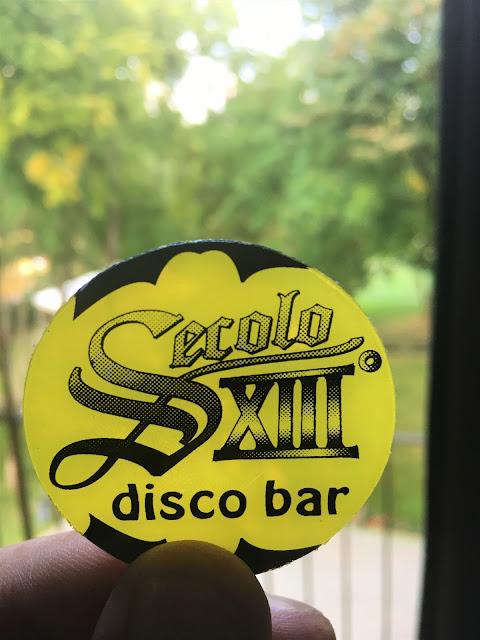 Disco bar Secolo XIII - Villanova Solaro - Cuneo